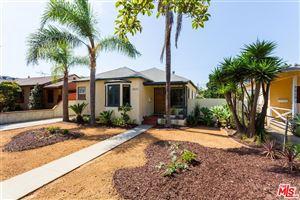 Photo of 3923 REDWOOD Avenue, Culver City, CA 90066 (MLS # 17272304)