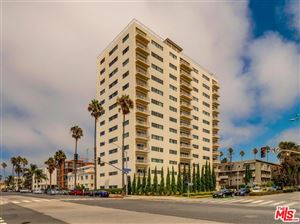 Photo of 101 CALIFORNIA Avenue #802, Santa Monica, CA 90403 (MLS # 18383304)