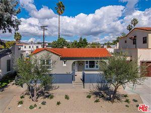 Photo of 7459 ROSEWOOD Avenue, Los Angeles , CA 90036 (MLS # 18393304)