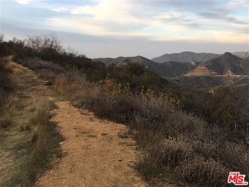 Photo of 13 UPPER RAMIREZ MOTORWAY, Malibu, CA 90265 (MLS # 18359306)