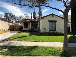 Photo of 704 PATTERSON Avenue, Glendale, CA 91203 (MLS # SR19047306)