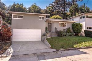 Photo of 525 CANYON Drive, Glendale, CA 91206 (MLS # SR19217306)
