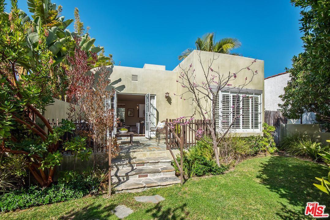 Photo of 2215 CALIFORNIA Avenue, Santa Monica, CA 90403 (MLS # 20556306)