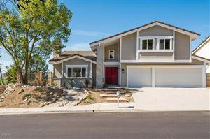 Photo of 1696 SHADOW OAKS Place, Thousand Oaks, CA 91362 (MLS # 218012307)