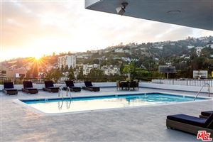 Photo of 1100 ALTA LOMA Road #1702, West Hollywood, CA 90069 (MLS # 19520308)