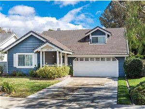 Photo of 26078 AMABLE Court, Valencia, CA 91355 (MLS # SR18058308)