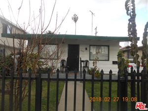 Photo of 243 East 88TH Place, Los Angeles , CA 90003 (MLS # 18319310)
