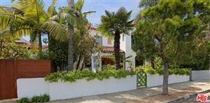 Photo of 213 RENNIE Avenue, Venice, CA 90291 (MLS # 18335310)