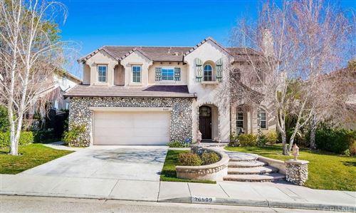 Photo of 26609 SHAKESPEARE Lane, Stevenson Ranch, CA 91381 (MLS # SR20033310)