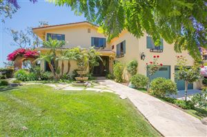 Photo of 710 RANCHO VISTA Lane, Santa Paula, CA 93060 (MLS # 218008312)