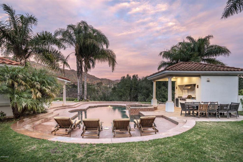 5756 Hidden Brook Court, Westlake Village, CA 91362 - #: 219005312