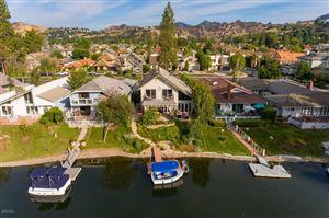 Photo of 1561 LA VENTA Drive, Westlake Village, CA 91361 (MLS # 219007313)