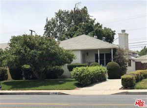 Photo of 1709 North BUENA VISTA Street, Burbank, CA 91505 (MLS # 18356314)