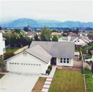 Photo of 2692 AMBER Drive, Camarillo, CA 93010 (MLS # 218006314)