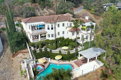 Photo of 1348 WIERFIELD Drive, Pasadena, CA 91105 (MLS # 819005315)