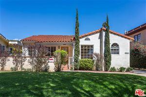 Photo of 1053 PRINCETON Street, Santa Monica, CA 90403 (MLS # 18345316)