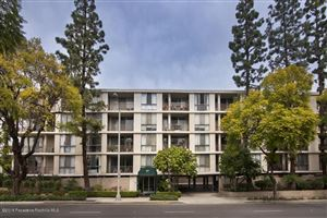 Photo of 601 East DEL MAR Boulevard #308, Pasadena, CA 91101 (MLS # 818001316)