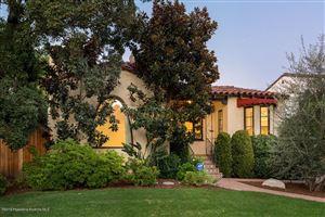 Photo of 96 GLEN SUMMER Road, Pasadena, CA 91105 (MLS # 819004316)