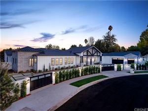Photo of 5240 GENESTA Avenue, Encino, CA 91316 (MLS # SR18280316)