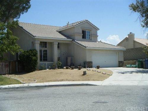 Photo of 36904 SNAPDRAGON Court, Palmdale, CA 93552 (MLS # SR19273316)