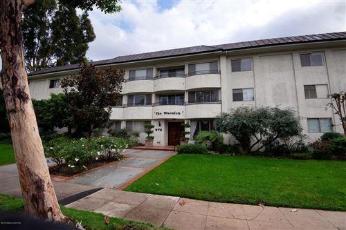 Photo of 972 East CALIFORNIA Boulevard #306, Pasadena, CA 91106 (MLS # 819005317)
