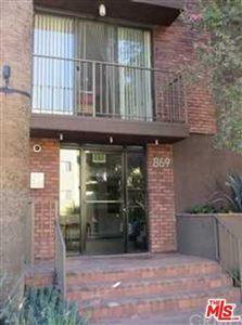 Photo of 869 South WOOSTER Street #101, Los Angeles , CA 90035 (MLS # 18341318)