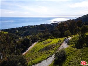 Photo of 0 RAMBLA PACIFICO STREET, Malibu, CA 90265 (MLS # 19444318)
