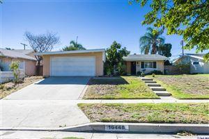 Photo of 16446 ARMSTEAD Street, Granada Hills, CA 91344 (MLS # 318004318)