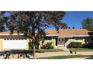 Photo of 20647 HATTON Street, Canoga Park, CA 91306 (MLS # SR18062319)