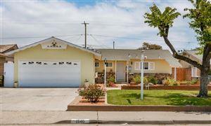 Photo of 1940 South E Street, Oxnard, CA 93033 (MLS # 218005321)