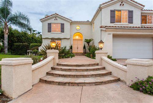 Photo of 5957 VISTA DE LA LUZ, Woodland Hills, CA 91367 (MLS # 219014321)