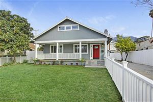 Photo of 1699 BEVERLY Drive, Pasadena, CA 91104 (MLS # 818001322)