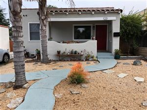 Photo of 123 West CENTER Street, Ventura, CA 93001 (MLS # 219010323)