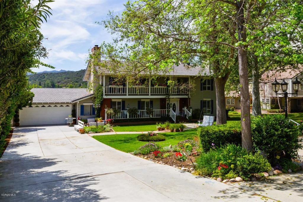 Photo for 29026 SILVER CREEK Road, Agoura Hills, CA 91301 (MLS # 218005324)