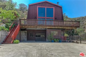 Photo of 1333 OLD TOPANGA CANYON Road, Topanga, CA 90290 (MLS # 18371326)