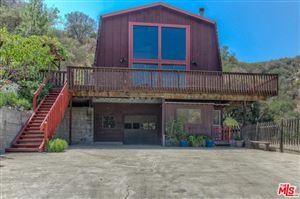 Photo of 1333 OLD TOPANGA CANYON Road, Topanga, CA 90290 (MLS # 18371326)