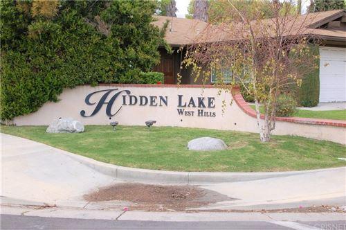 Photo of 8360 DENISE Lane, West Hills, CA 91304 (MLS # SR20059327)