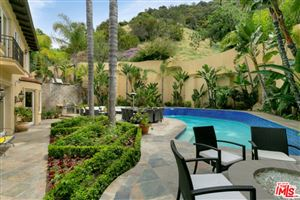Photo of 1930 BENEDICT CANYON Drive, Beverly Hills, CA 90210 (MLS # 19526328)