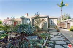 Photo of 1337 MAPLE Street, Santa Monica, CA 90405 (MLS # 19433330)