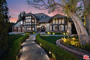 Photo of 17069 OAK VIEW Drive, Encino, CA 91436 (MLS # 19455330)