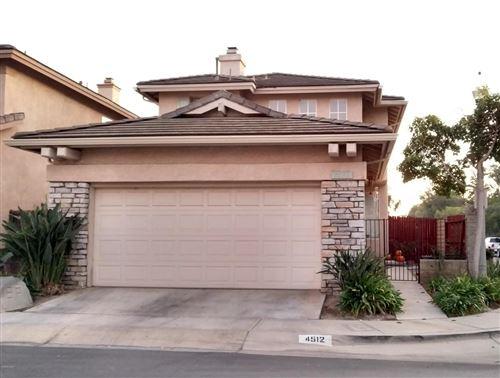 Photo of 4512 LOS DAMASCOS Place, Camarillo, CA 93012 (MLS # 219013330)