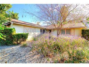Photo of 22614 VALERIO Street, West Hills, CA 91307 (MLS # SR17266330)