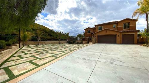 Photo of 16923 ROYAL PINES Lane, Canyon Country, CA 91387 (MLS # SR20053330)