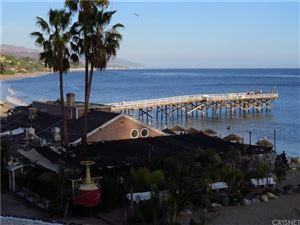 Photo of 191 PARADISE COVE RD., Malibu, CA 90265 (MLS # SR18292332)