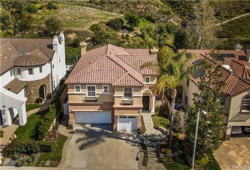 Photo of 6195 DEERHILL Road, Oak Park, CA 91377 (MLS # SR20065332)
