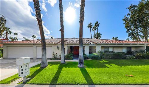 Photo of 100 ESPLANADE Street, Rancho Mirage, CA 92270 (MLS # 819005334)