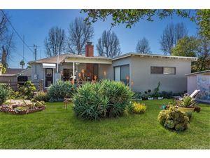 Photo of 12741 CALIFA Street, Valley Village, CA 91607 (MLS # SR19034334)