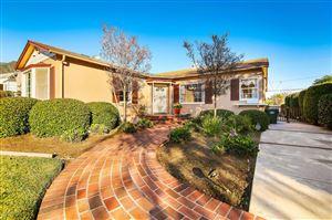 Photo of 1580 COOLIDGE Avenue, Pasadena, CA 91104 (MLS # 819000335)