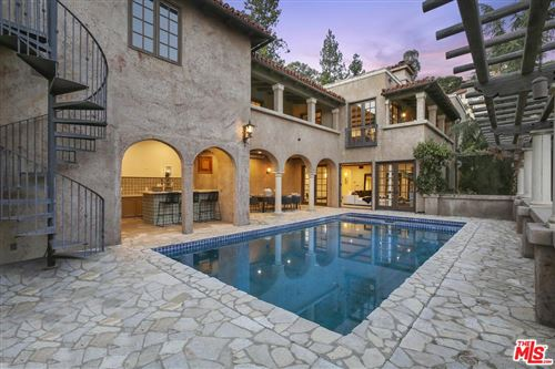 Photo of 1316 BEVERLY GROVE Place, Beverly Hills, CA 90210 (MLS # 19517336)