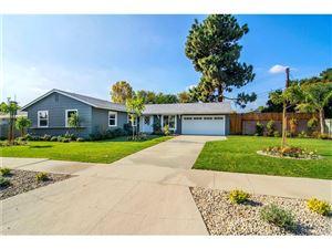 Photo of 7509 KENTLAND Avenue, West Hills, CA 91307 (MLS # SR18282336)